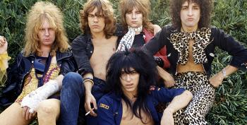 C&L's Late Nite Music Club With The New York Dolls