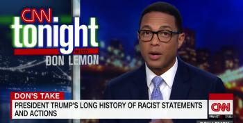 Don Lemon Brings Receipts On Trump's Racism