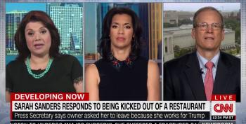 Ana Navarro Reacts To Sanders' Whining: 'There Is A Cost To Pay For The Decisions You Make In Life'