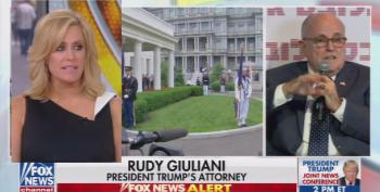 Even 'Outnumbered' Has Had It With Giuliani: 'Take The Man's Microphone Off'