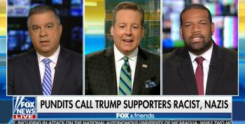 Trump Adviser David Bossie Tells Black Democrat He's 'Out Of His Cotton-Picking Mind'