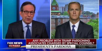 Corey Lewandowski Pretends Trump Wasn't Sending A Signal To Flynn And Manafort With Pardons