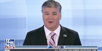 Hannity Blames Maryland Newsroom Shooting On Maxine Waters