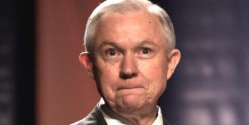 Sessions 'Had A Big Smile On His Face' At Muslim Ban News