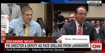 WATCH:  House Gallery Laughs At Jim Jordan's Asshattery