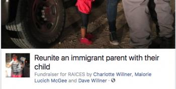 Viral Facebook Fundraiser To Help Reunite Families Trump Has Torn Apart Brings In Millions