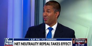 FCC Chairman Pai Given Friendly Fox Platform To Tell Consumers Net Neutrality Repeal Is Great