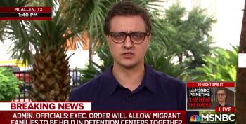 Chris Hayes Masterfully Likens Trump To Nazis Without Using The Word