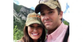 Fox News' Guilfoyle And Trump Jr. Go Public With Their Romance