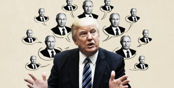 Is There Really Any Doubt That Trump Is Collaborating With Russia?