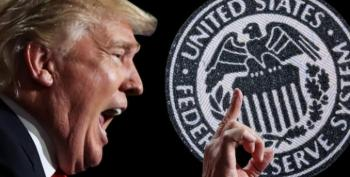 This Is Not Normal: President Stupid Attacks Federal Reserve