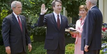 Why Are Republicans So Afraid Of Kavanaugh's Bush Years?