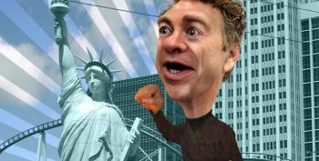 Rand Paul, Man Of The People, Lives Large