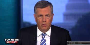 With No Apology, Brit Hume Deletes Tweet Saying Left 'Sure Don't Love ' America