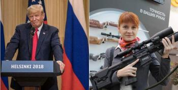 Alleged Russian Spy And 'Honeypot' Maria Butina Held Without Bond For Good Reasons