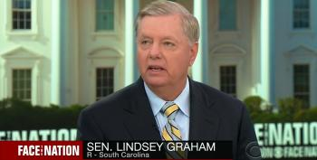 Lindsey Graham Gives Up Integrity To Cover For Trump's Attacks On FISA Warrants