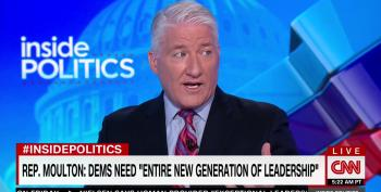 John King Plays Recording Of Rush Limbaugh During 'Dems In Disarray' Segment On CNN