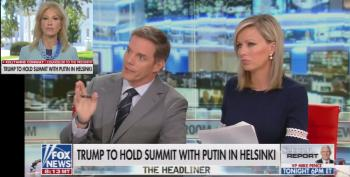 WATCH: Kellyanne Flustered By Fox Host Pressing On Trump Russia