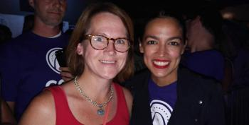 Daily Caller Editor Goes To Ocasio-Cortez Rally And Is Terrified By Her Populist Message