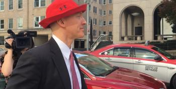 So Is Carter Page Flat-Out Advising Vladimir Putin Now (Allegedly)?
