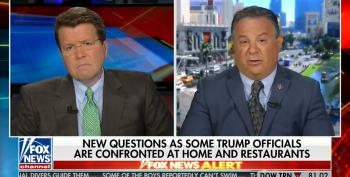 In Discussion About Civility, Fox Guest Likens Maxine Waters To Hitler