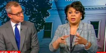 April Ryan: Reporter Banned In Retaliation After FLOTUS Caught Watching CNN