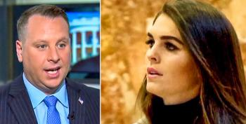 Sam Nunberg: Hope Hicks Is The 'Perfect' Chief Of Staff To Replace Gen. John Kelly