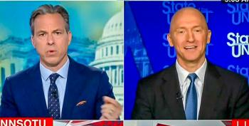 Jake Tapper Nails Carter Page For Lying About Being An 'Adviser' To The Kremlin