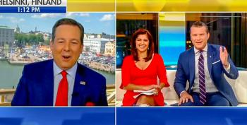 Fox & Friends Quietly Deletes Tweet After Claiming Mueller Snared No One From Trump's Campaign