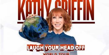 Open Thread - Kathy Griffin's Show Reel FTW
