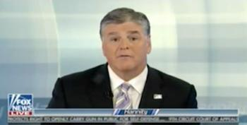 Hannity Stumbles And Stutters While Explaining His Relationship With Michael Cohen