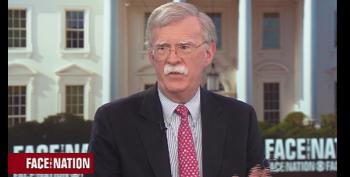 Are We Gonna Let Putin Just Take Over Crimea? John Bolton Says 'We'll See'