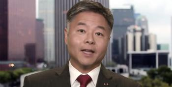 Ted Lieu Slams Trump Over Immigration Tweet: 'The 'Dumbest' Law You Refer To Is Called The US Constitution'