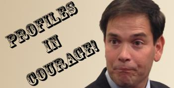 Profile In Courage Marco Rubio Slams Pruitt's Ethics (After He Quits)