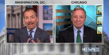 Chuck Todd Plays The 'Both Sides' Game With GOP Hypocrisy On Obstruction