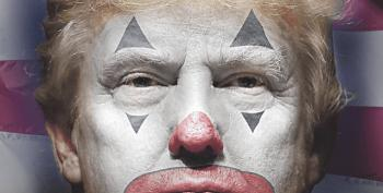 The Clown Who Plays King