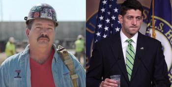 Ryan Tries To Undermine Randy 'Ironstache' Bryce's Campaign