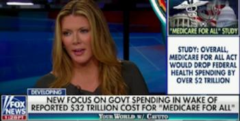 Fox News Gins Up Fears About Bernie Sanders' Medicare-For-All Plan