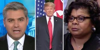 Trump Tried To Get Jim Acosta And April Ryan Banned From White House Press Events