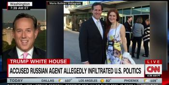 Rick Santorum: Honeypot Russian Spy Was Just Some Girl, You Know