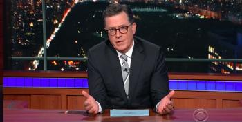Stephen Colbert On Moonves And MeToo: 'This Roar Is Natural Backlash To All That Silence'