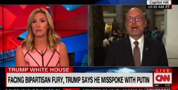 CNN Host Fails To Bully Dem Into Agreeing Trump Is Tougher On Putin Than Obama