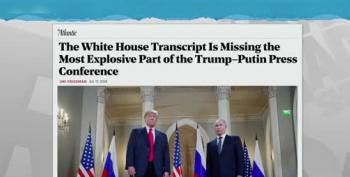 WaPo Leaps To White House Defense After Maddow Report