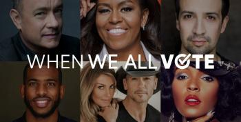 Michelle Obama's Voter Registration Drive Is Non-Partisan?  I Don't Think So