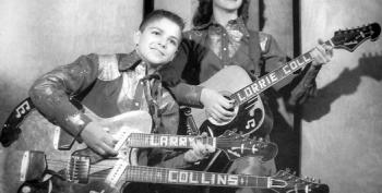 C&L's Late Nite Music Club With The Collins Kids
