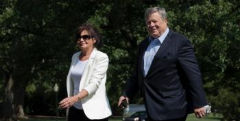 Melania's Parents Receive Citizenship, Thanks To 'Chain Migration'