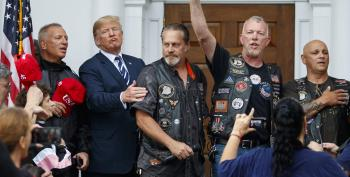 'Bikers For Trump' Rail Against Harley-Davidson But Get Their Pro-Trump T-Shirts Made In Haiti