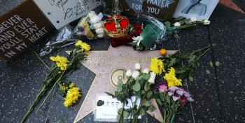 Open Thread - Now THAT'S A Hollywood Star!