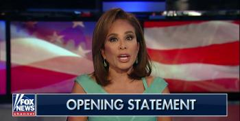 Fox's Pirro Pushes Wingnut Conspiracy Theory That Mueller Was Taking A Payoff From A Russian Oligarch