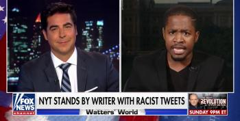 On Fox, Terrence K. Williams Calls NYT's Sarah Jeong 'Ling Ling' And 'Crazy-nese'